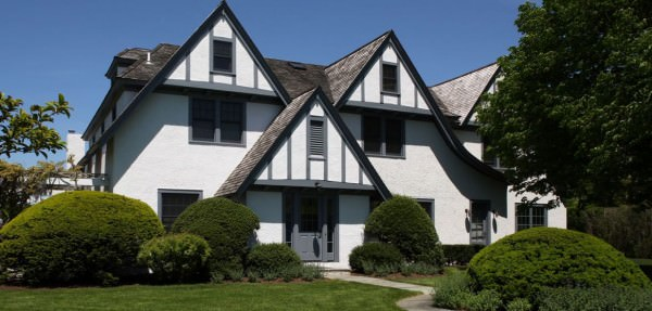 A-shaped-roof-on-Tudor-Style