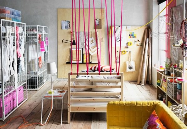 Curated-and-creative-chaos-is-inspired-by-chic-colorful-trends