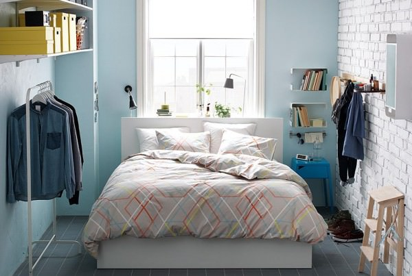 MALM-Storage-Bed-gives-you-design-flexibility-in-the-small-bedroom