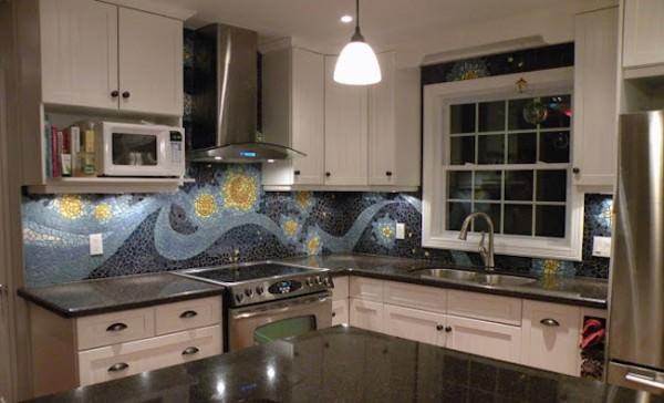 Night-sky-mosaic-backsplash
