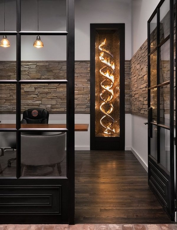 Sizzling-propane-fuelled-fireplace-for-the-industrial-home-office