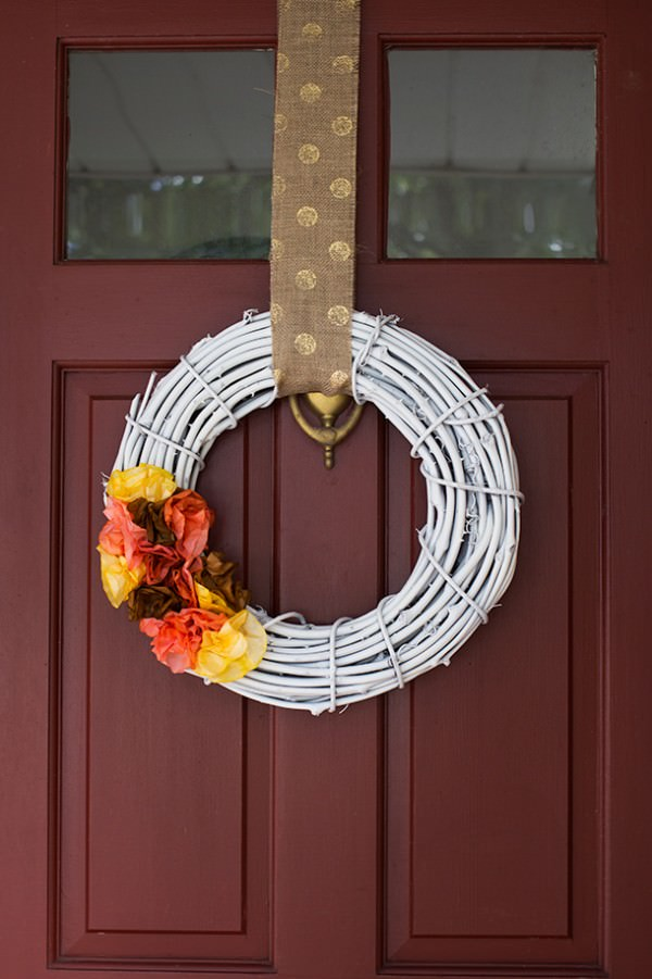 White-painted-Grapevine-wreath