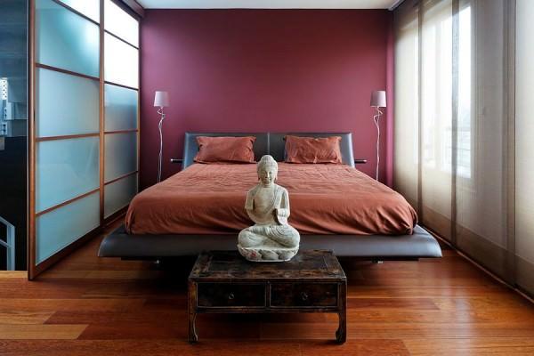 dormitor asiatic 3