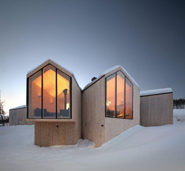 casa de vacanta in Norvegia 4