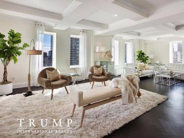 apartamentul lui Donald Trump 4