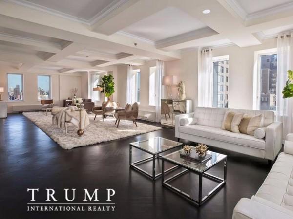 apartamentul lui Donald Trump
