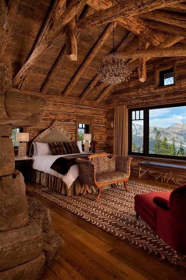 cabana rustica de munte 10