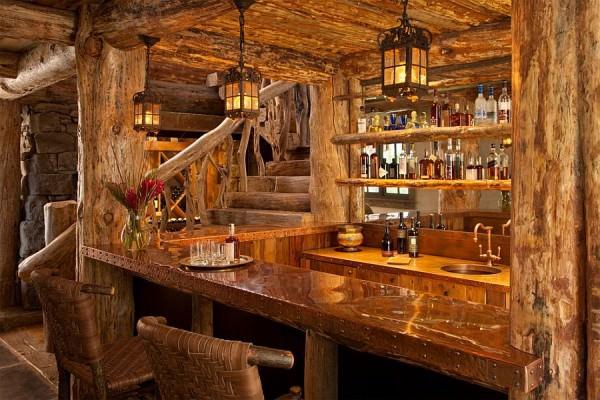 cabana rustica de munte 12