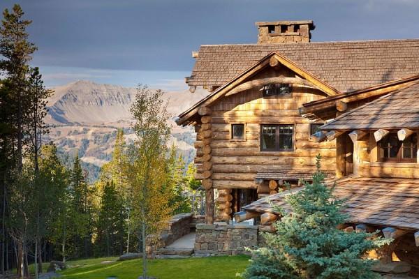 cabana rustica de munte 14