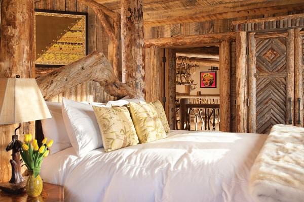 cabana rustica de munte 8