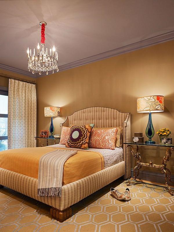 dormitor in stil victorian
