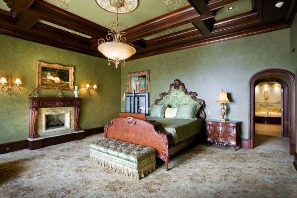dormitor in stil victorian 8
