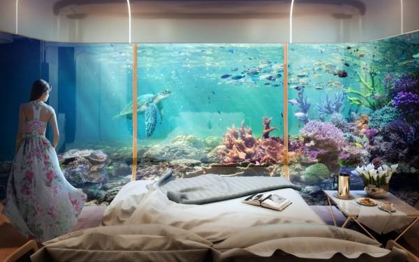 apartamente subacvatice 7