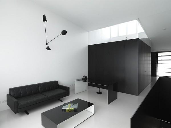 birouri in alb si negru 13