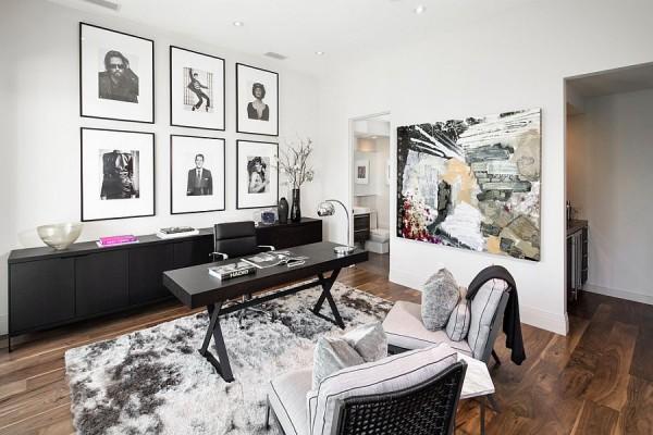 birouri in alb si negru 5