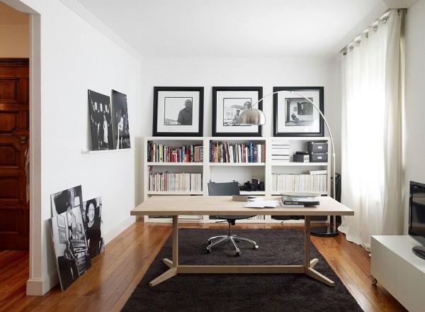 birouri in alb si negru 6