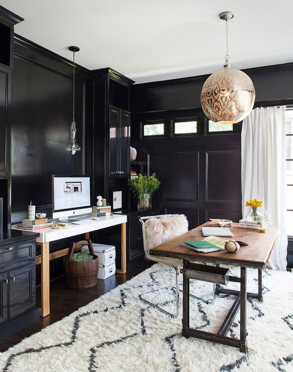 birouri in alb si negru 9