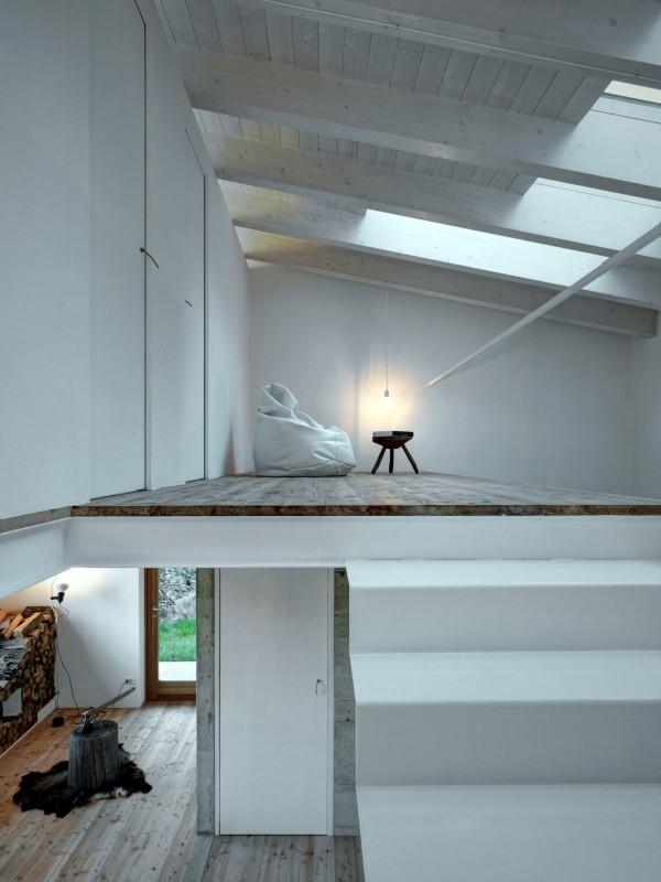 cabana rustica cu influente moderne 10