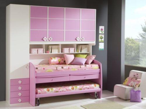 dormitoare roz pentru fete 2