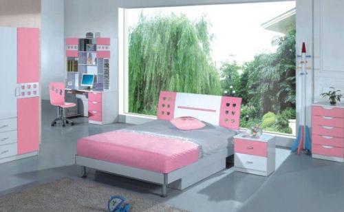 dormitoare roz pentru fete 6