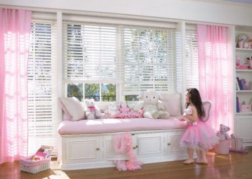 dormitoare roz pentru fete 9