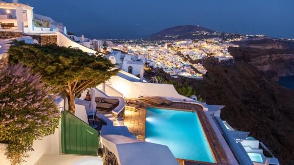 Vasilicos Hotel in Santorini 3