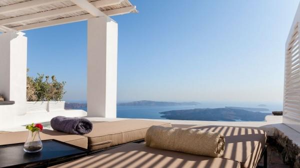 Vasilicos Hotel in Santorini 5