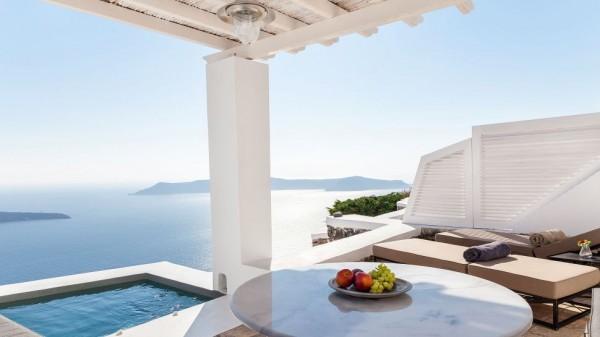 Vasilicos Hotel in Santorini 6