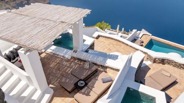 Vasilicos Hotel in Santorini 8