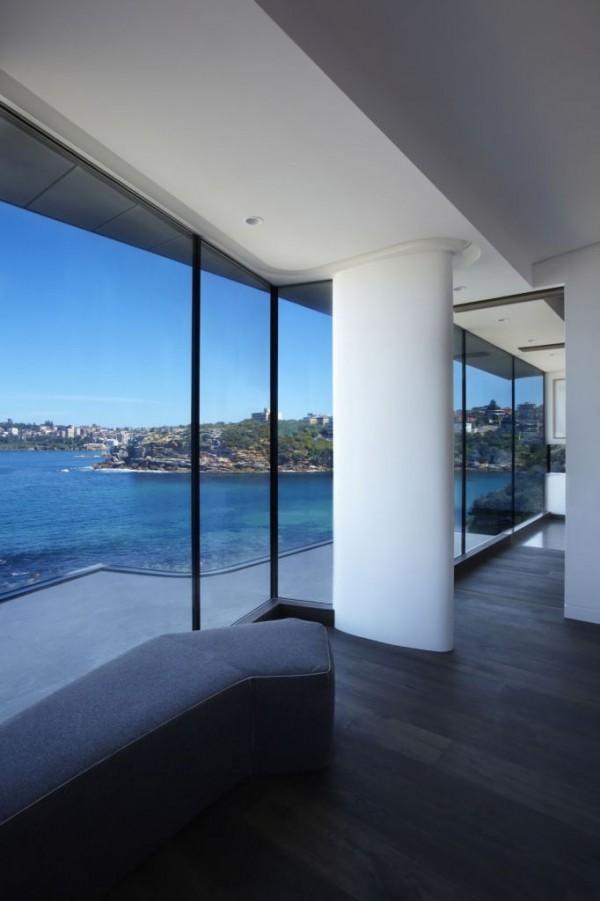 casa cu vedere la ocean 11