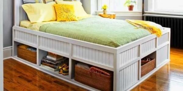paturi cu spatiu de depozitare 11