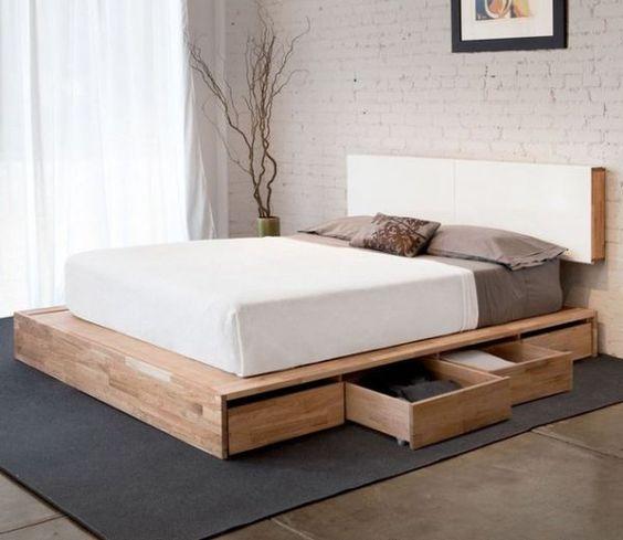 paturi cu spatiu de depozitare 17
