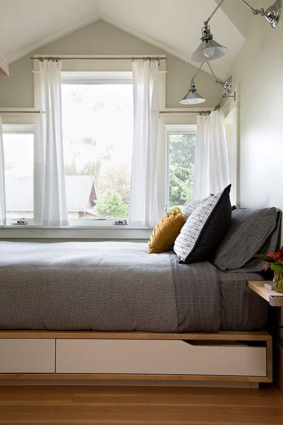 paturi cu spatiu de depozitare 4