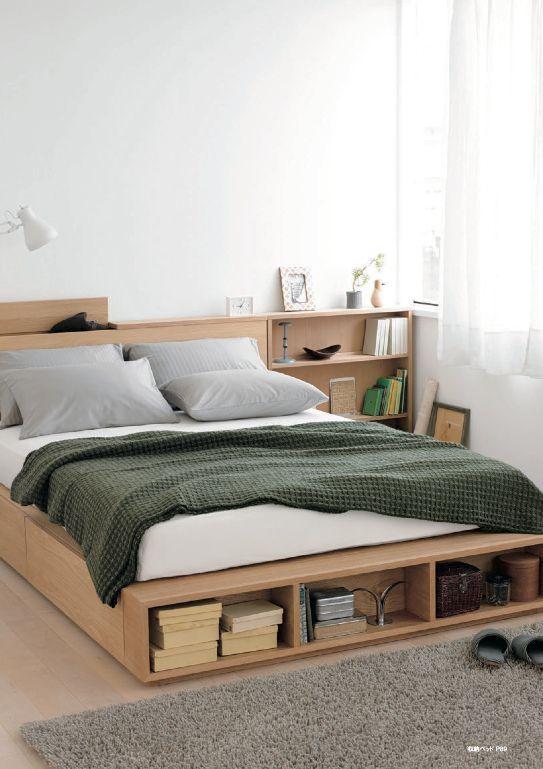 paturi cu spatiu de depozitare 5