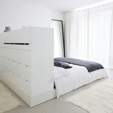 paturi cu spatiu de depozitare 7
