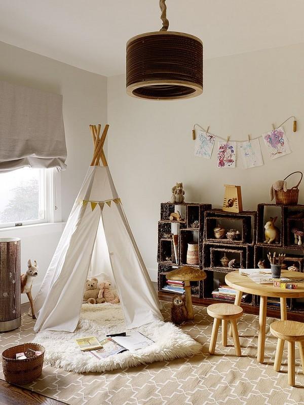 rafturi pentru camere de copii 12