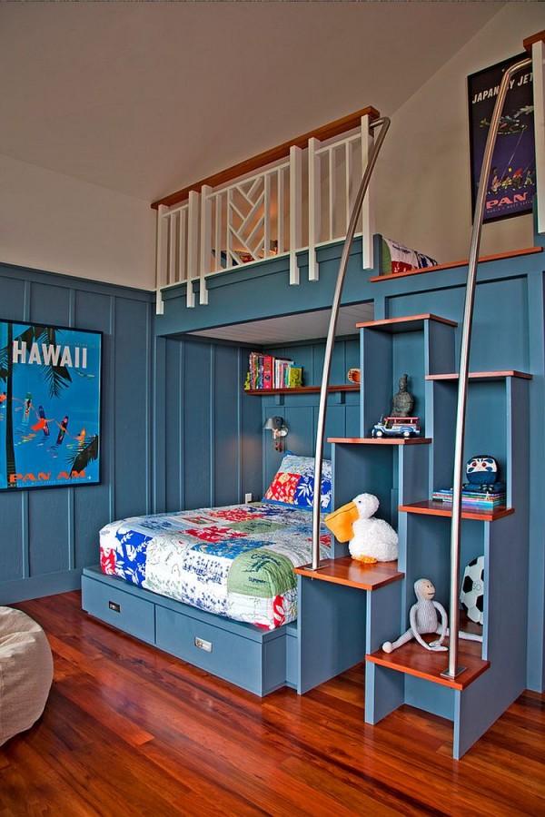 rafturi pentru camere de copii 14