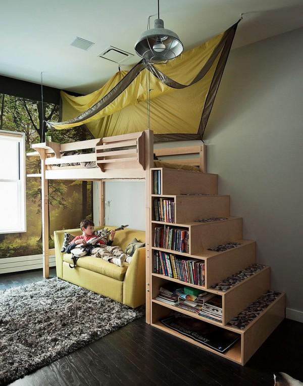 rafturi pentru camere de copii 15