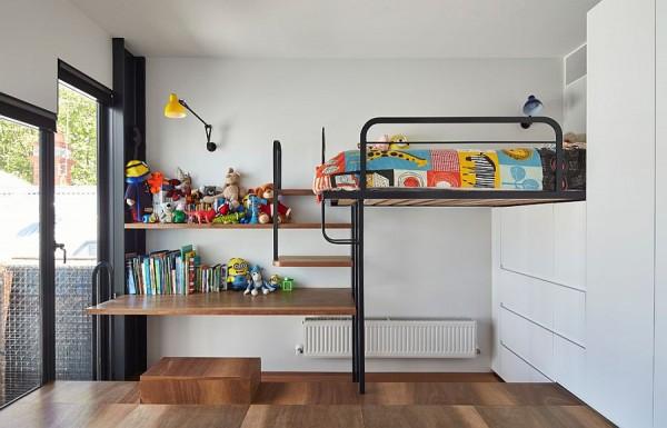 rafturi pentru camere de copii 16