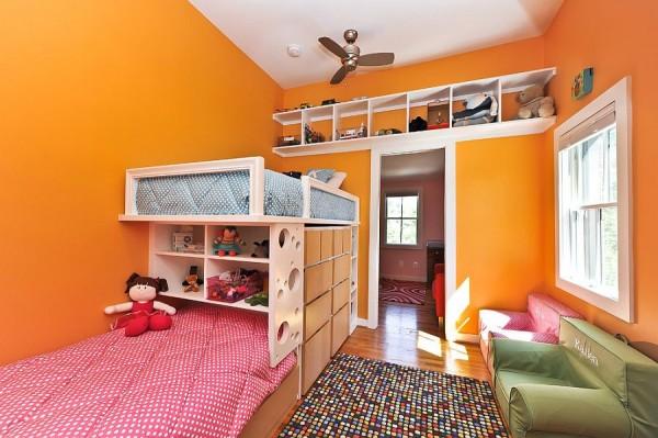 rafturi pentru camere de copii 17