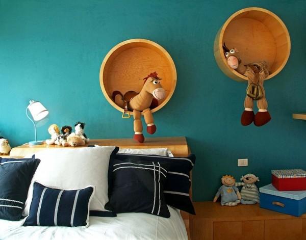 rafturi pentru camere de copii 5