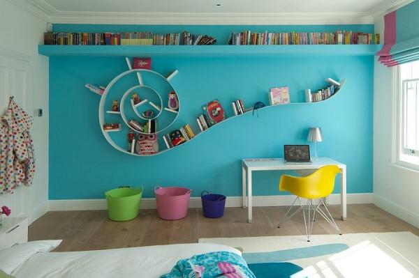 rafturi pentru camere de copii 7