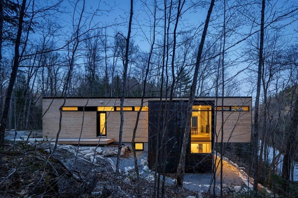 cabana de lemn moderna 11