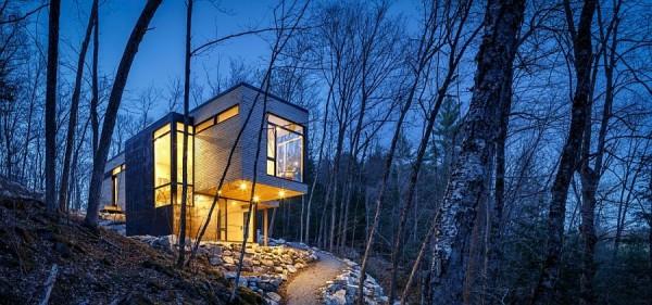 cabana de lemn moderna 12