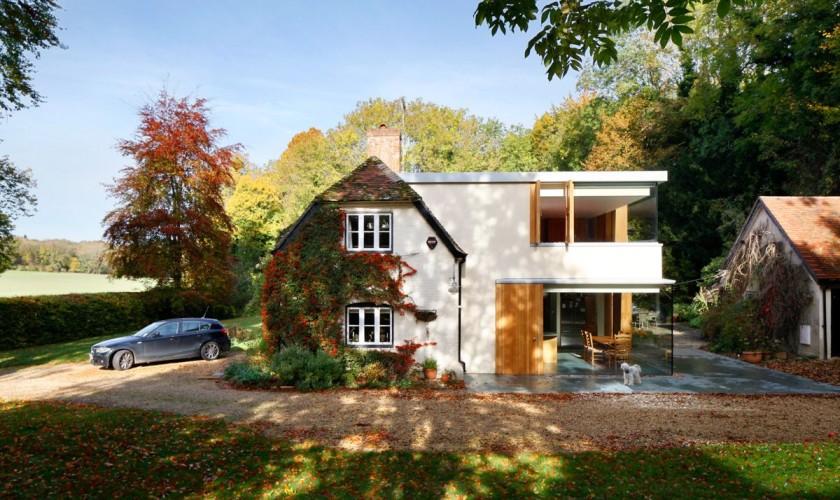 casa englezeasca traditionala renovata
