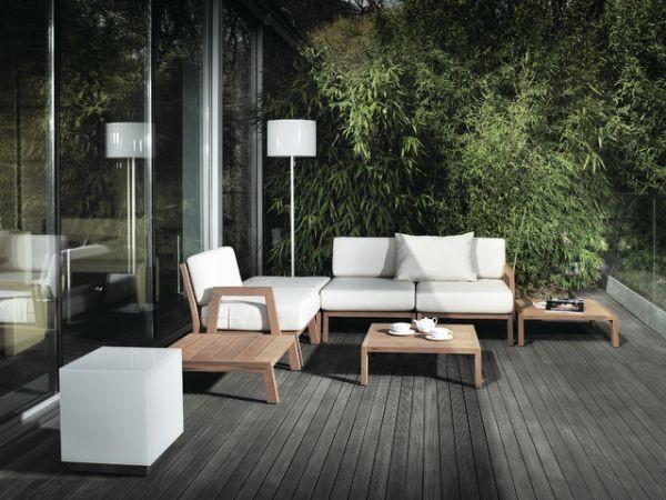 mobilier de bambus 2