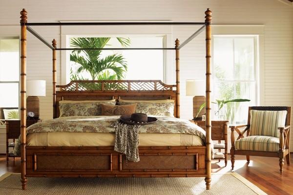 mobilier de bambus 4