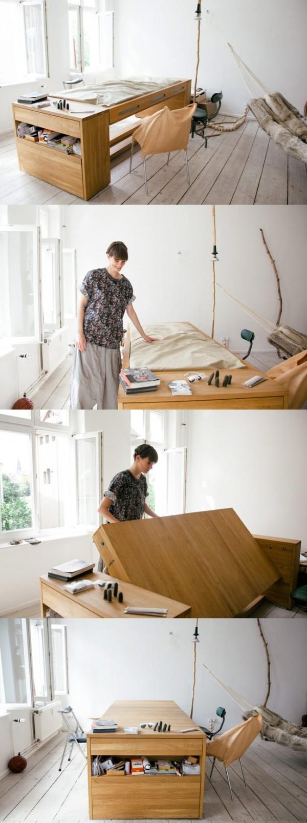 paturi cu birouri incorporate 14