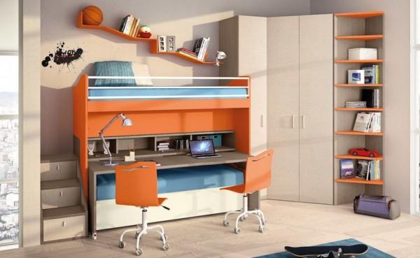 paturi cu birouri incorporate 15