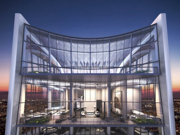 one thousand miami - complex rezidential de lux 4